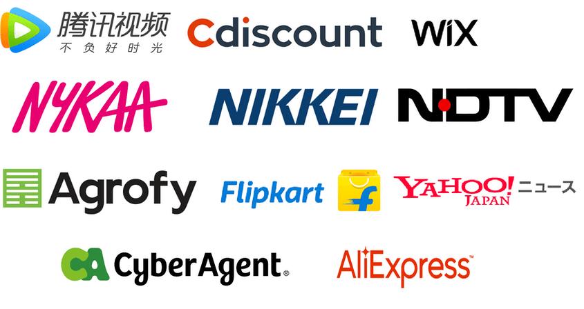 Các công ty toàn cầu thành công với việc tối ưu Core Web Vitals