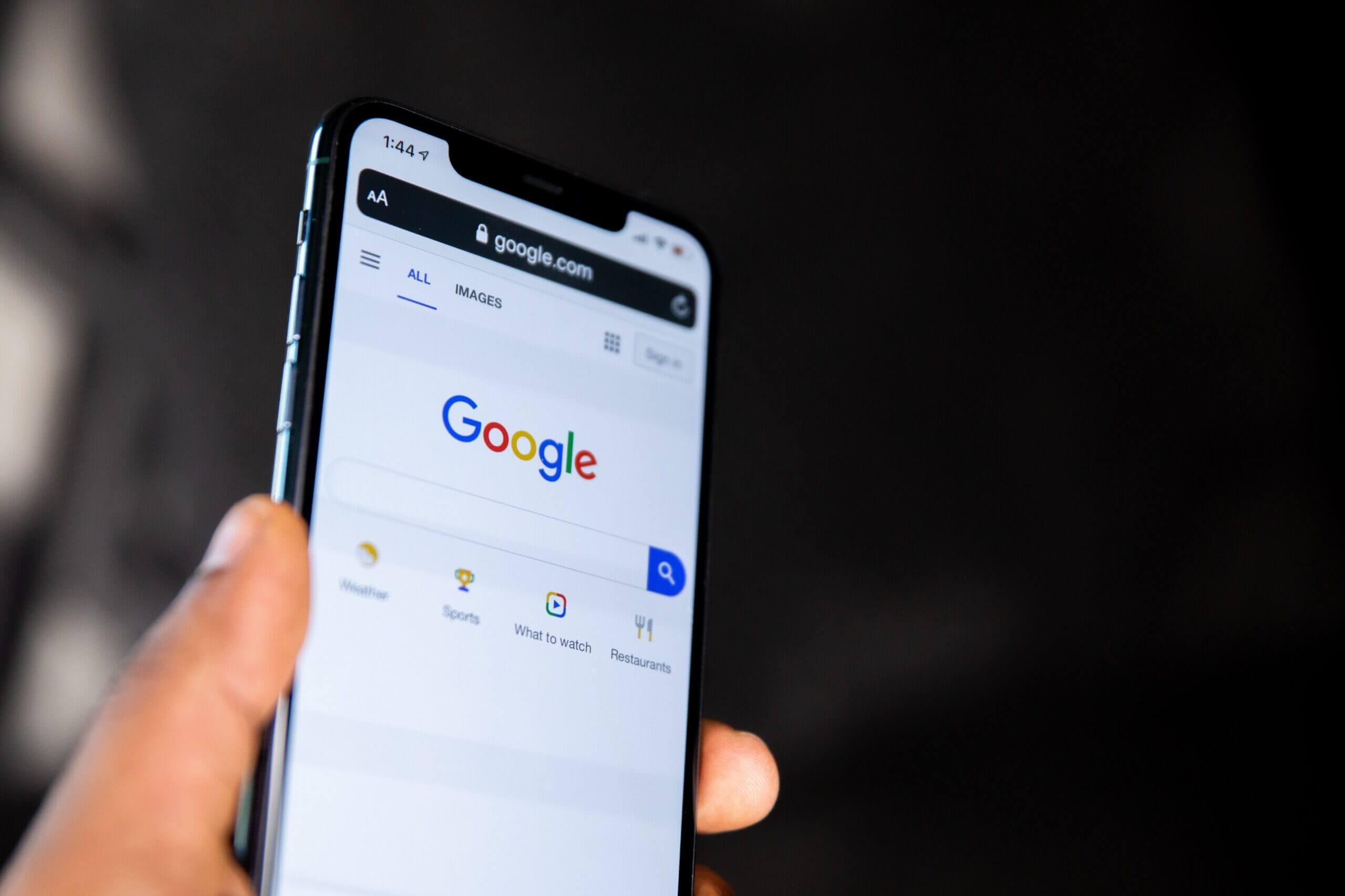 Core Web Vitals với mobile ranking